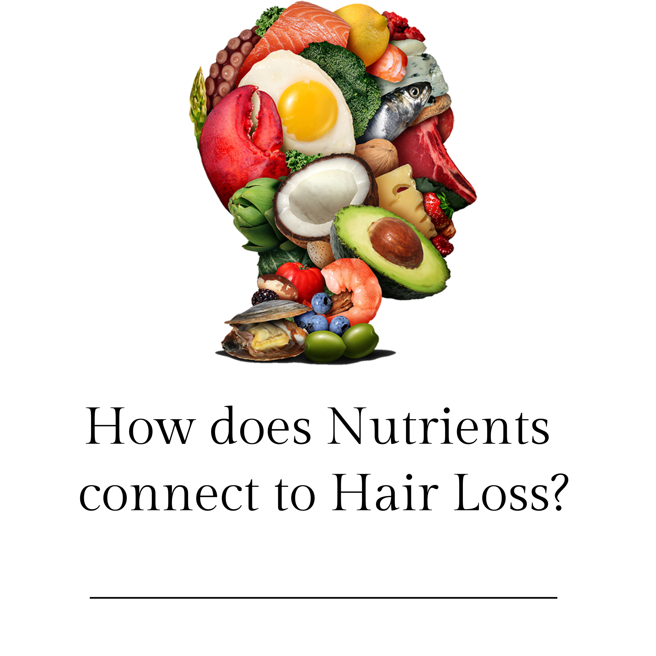 How Does nutrients Connect to Hair Loss?
